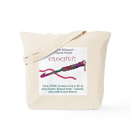 Fun Crochet Tote Bag!