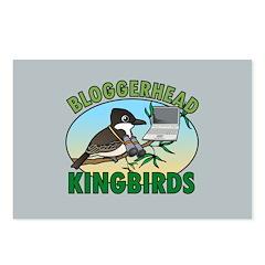 Bloggerhead (lg img) Postcards (Package of 8)