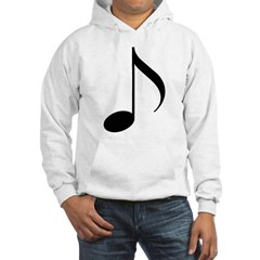 Musicality Hooded Sweatshirt