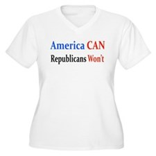 America Can T-Shirt
