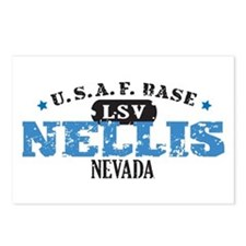 Nellis Air Force Base Postcards (Package of 8)