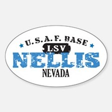 Nellis Air Force Base Decal