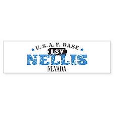Nellis Air Force Base Car Car Sticker