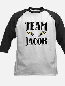 """Wolf Eyes """"Team Jacob"""" Tee"""