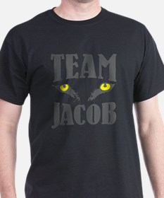 "Wolf Eyes ""Team Jacob"" T-Shirt"