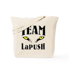 Team La Push (Wolf Eyes) Tote Bag