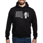 Thomas Jefferson 23 Hoodie (dark)