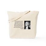 Thomas Jefferson 23 Tote Bag