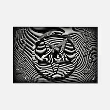 HAIL EVIL Pentagram ~ Evil Magnet