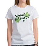 Wanna Get Lucky? Women's T-Shirt