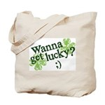 Wanna Get Lucky? Tote Bag