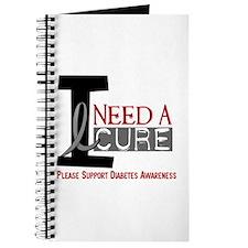 I Need a Cure Diabetes Journal