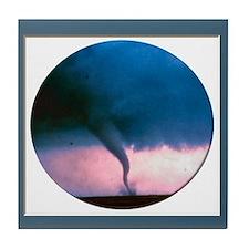 Tornado 2 Tile Coaster