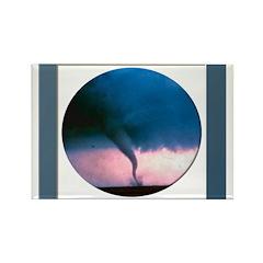 Tornado 2 Rectangle Magnet (10 pack)