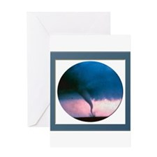 Tornado 2 Greeting Card