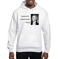 Thomas Jefferson 27 Hoodie