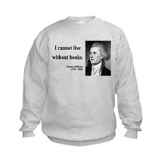 Thomas Jefferson 27 Sweatshirt