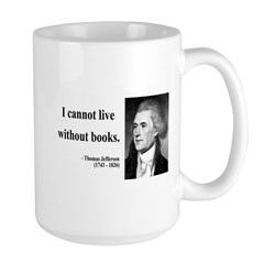 Thomas Jefferson 27 Mug
