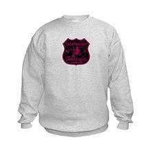 Social Worker Diva League Sweatshirt
