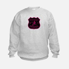 Social Worker Diva League Sweatshirt