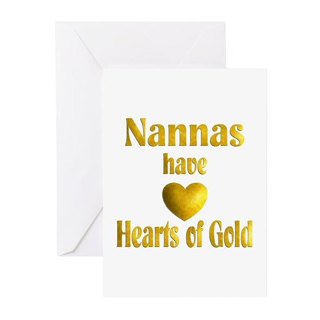 Nanna Greeting Cards (Pk of 10)