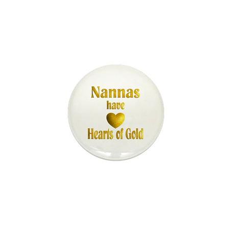 Nanna Mini Button
