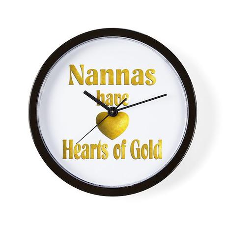 Nanna Wall Clock
