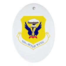509th Oval Ornament