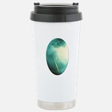 Green Tornado Stainless Steel Travel Mug