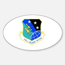 416th Oval Decal