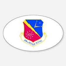 379th Oval Decal