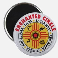 New Mexico's Enchanted Circle Magnet