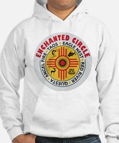 New Mexico's Enchanted Circle Hoodie