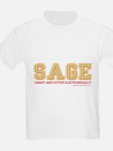 Sage: Computer Genius T-Shirt