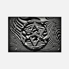 HAIL EVIL Hexagram ~ Evil Magnet