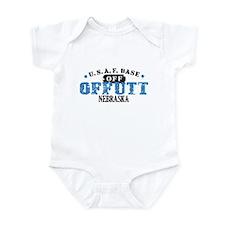 Offutt Air Force Base Infant Bodysuit