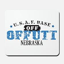 Offutt Air Force Base Mousepad