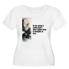 """Tennyson """"In the Spring"""" T-Shirt"""