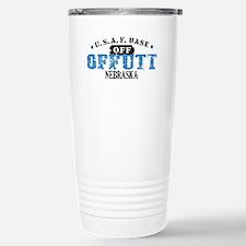 Offutt Air Force Base Travel Mug