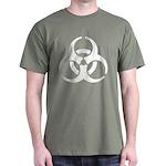 Biohazard Symbol Dark T-Shirt