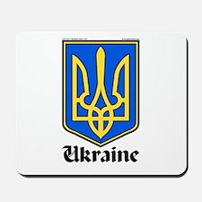 Ukraine: Heraldic Mousepad