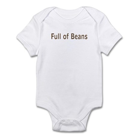 Full of Beans Infant Bodysuit
