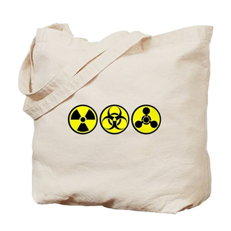 WMD / Chemical Weapons Tote Bag