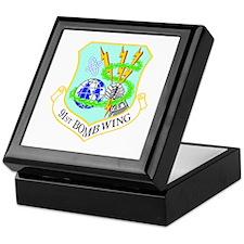 91st Keepsake Box