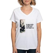 """Tennyson """"So Many"""" Shirt"""