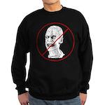 No Zombies Sweatshirt (dark)