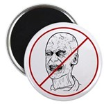 No Zombies Magnet
