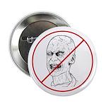 """No Zombies 2.25"""" Button"""