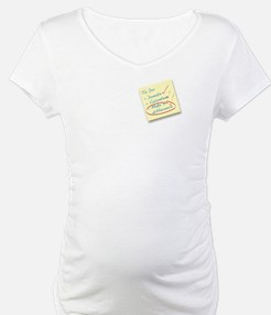 Make a Difference Post-It Shirt