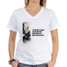 "Tennyson ""Loved & Lost"" Shirt"